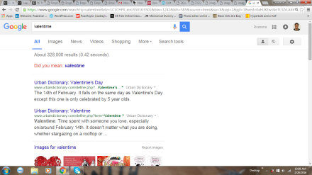 valentimes day